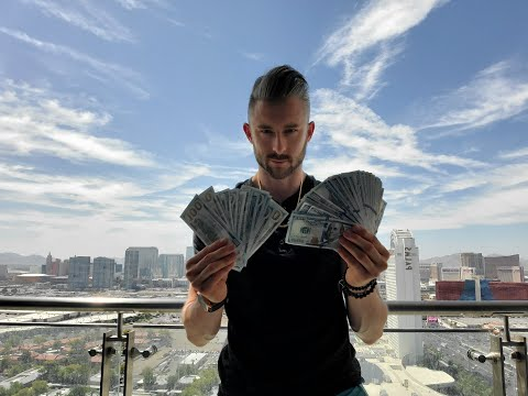Betting $100 on EVERY SINGLE WEEK 1 COLLEGE FOOTBALL GAME!! (Made at Las Vegas sportsbooks!