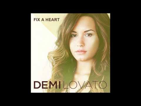 Demi Lovato - Fix a Heart Karaoke / Instrumental with backing vocals and lyrics