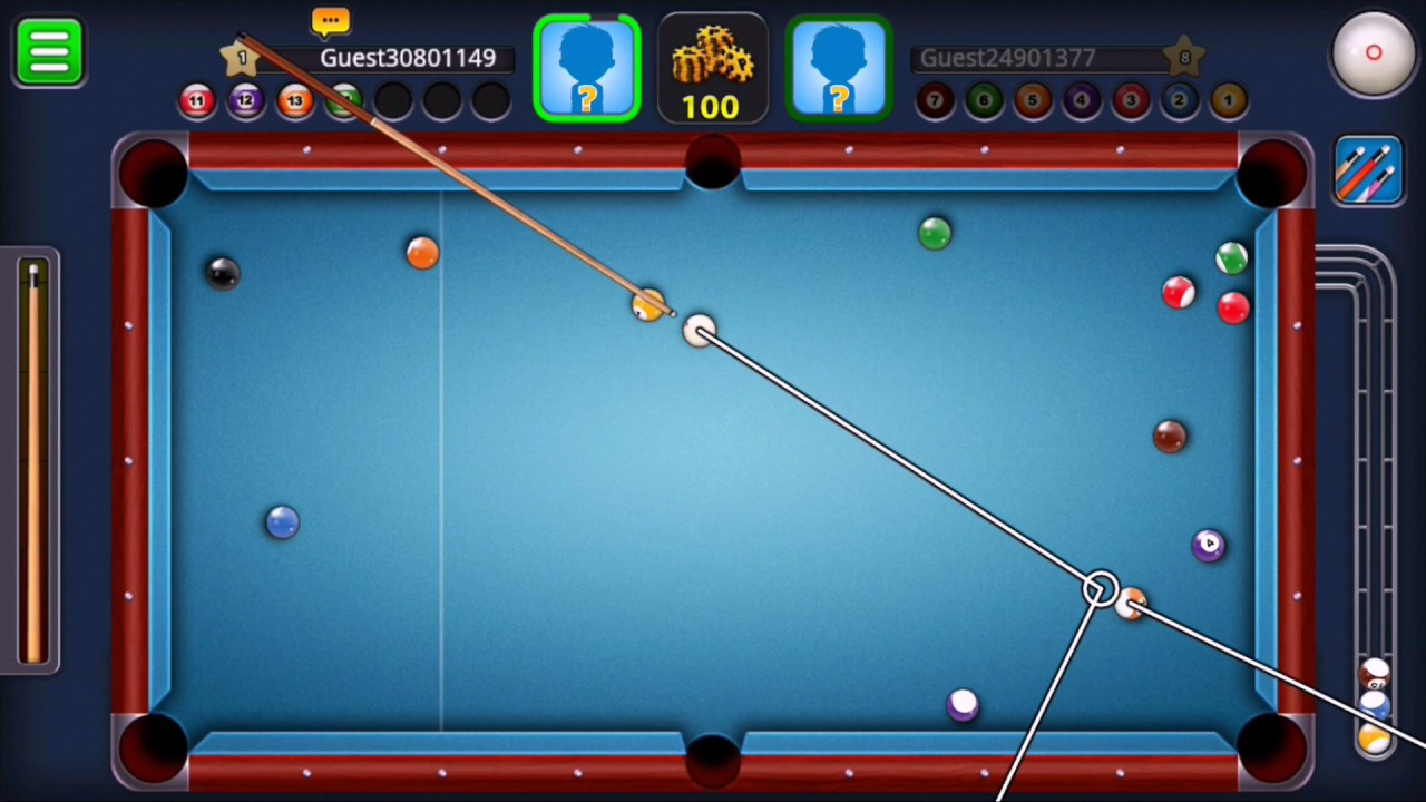 8 ball pool hack 2016 | unlimted guideline no root required | unlimited  coins -