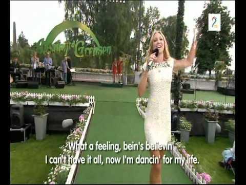 Клип Charlotte Perrelli - What a Feeling