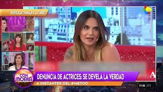 Grave denuncia de Actrices Argentinas #MeToo