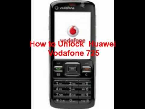 Huawei Vodafone 725