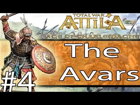 Total War: ATTILA - Age Of Charlemagne - The Avars #4