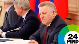 Кандидаты Шпорт и Фургал проголосовали на выборах хабаровского губернатора - МИР 24