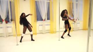 Korede Bello ft. Tiwa Savage - Romantic by BMK DANCERS