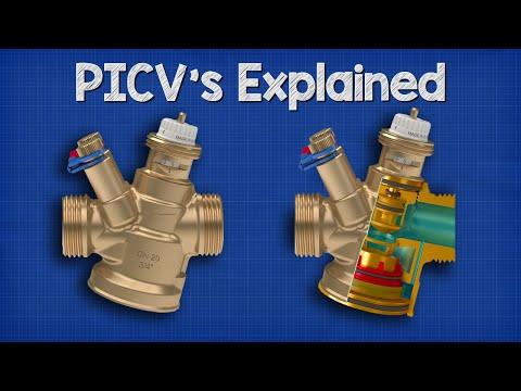 PICV Explained - Pressure Independent Control Valves