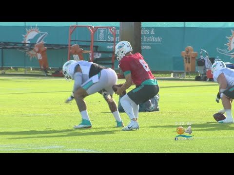 Pouncey, Cutler Practice Together As Dolphins Prepare For Second Preseason Game