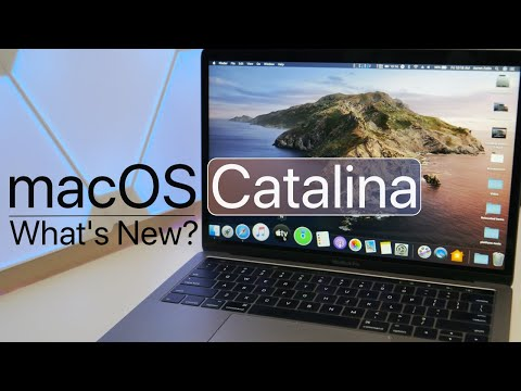 macOS Catalina is Out! - What's New? (Every Change and Update)