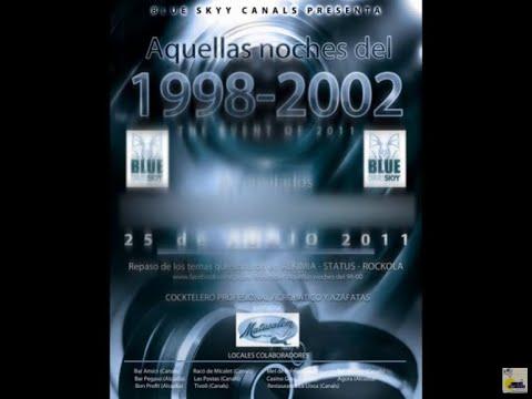 1ª FIESTA Pag. Facebook ''Aquellas Noches del 98-02
