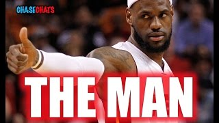 Lebron James - The Man by Aloe Blacc