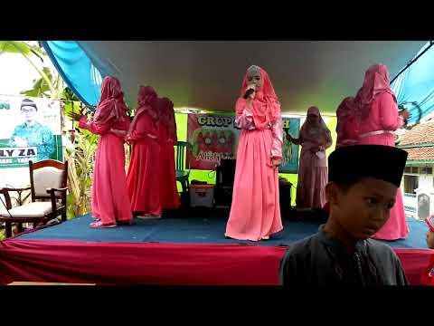Untukmu Remaja (Cover Al Manar) - Group Qasidah Al Hawa Jr.