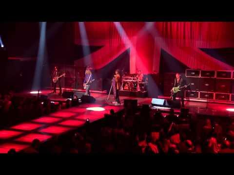 Def Leppard as Ded Flatbird at Hard Rock 2013