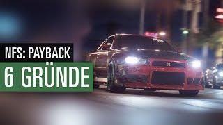 Need for Speed: Payback - Sechs Gründe, sich darauf zu freuen