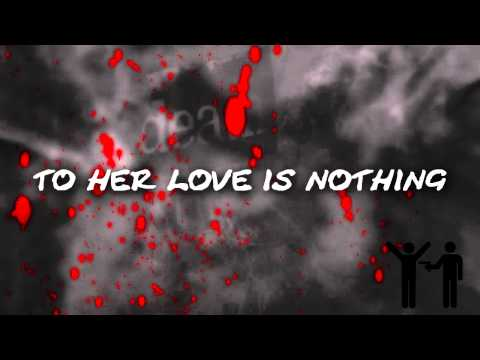 My Darkest Days - Love Crime (Lyric Video) HD