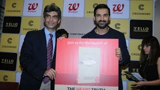 UNCUT   The Heart Truth Book Launch | John Abraham, Dr  Aashish