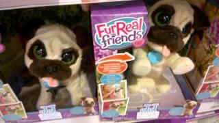 ИНТЕРАКТИВНЫЙ ЩЕНОК JJ FurReal Friends Игривый щенок / Toy FurReal Friends