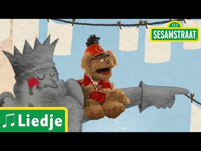 Drie schuintamboers - Kinderliedje - Sesamstraat