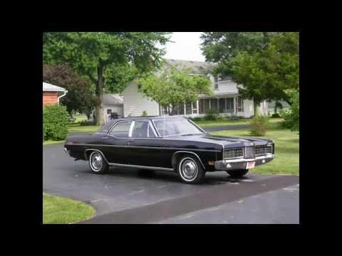 1970 Ford LTD 351 3 Speed Stick (Three on the Tree) BURNOUT Test-n-Tune