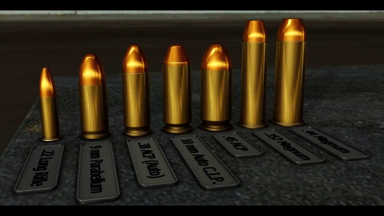 Ammunition Comparison  22 LR to 14,5x114 mm & 20 mm Vulcan!! - Modeled in  Autodesk Inventor