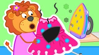 Lion Family – Cartoon for Kids New Dress