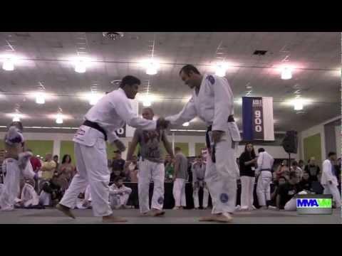 MMAVM - Ryron Gracie - Gracie Worlds 2012 - PART 2