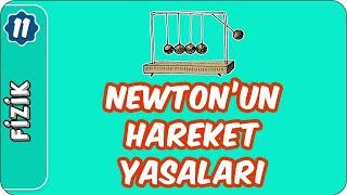 Newtonun Hareket Yasaları  11. Sınıf Fizik