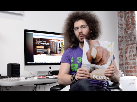 """The """"How"""" and """"Why"""" of making your own Photo Books and Portfolios"""