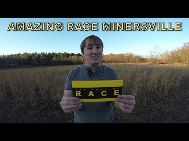 Amazing Race: Minersville (Christmas Day 2017)