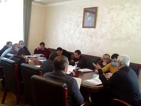 Ապարան համայնքի ավագանու  19.03.2020 նիստը - Մաս 1