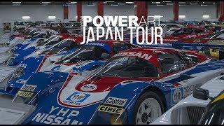 La historia completa de Nissan, contada desde su Heritage Collection [POWERART JAPAN TOUR] S03 - E08