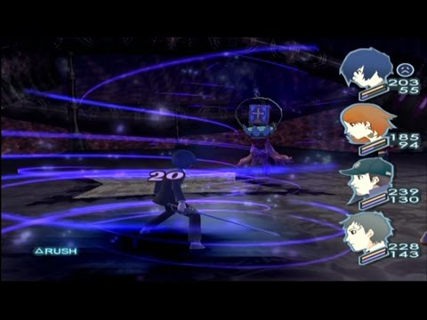 Persona 3 FES Max Social Links: Tartarus Part 15 - Maniacal Book At Bedtime