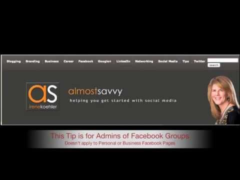 How to Find and Ban Members in Facebook Groups | Irene Koehler
