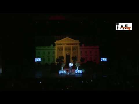 Fata El Presidente  Grand Theatre  / Wally Seck