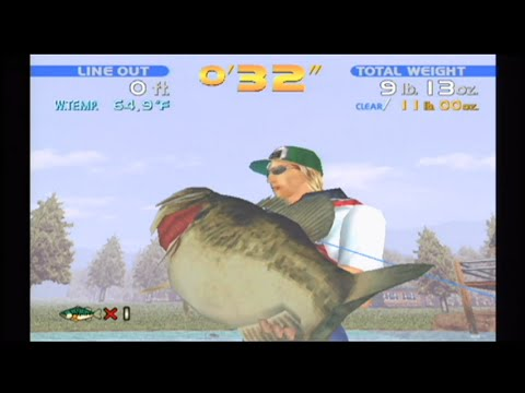 Let's Play Sega Bass Fishing: The Grand Master