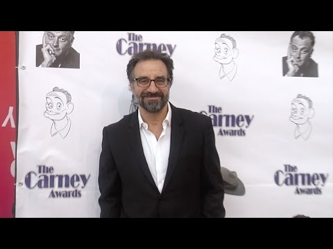 Ray Abruzzo 2016 Carney Awards Honoring Character Actors Red Carpet