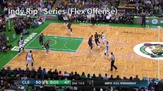 Boston Celtics - Indy Rip Series (Flex Offense)
