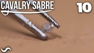 MAKING A CAVALRY SABRE! Part 10