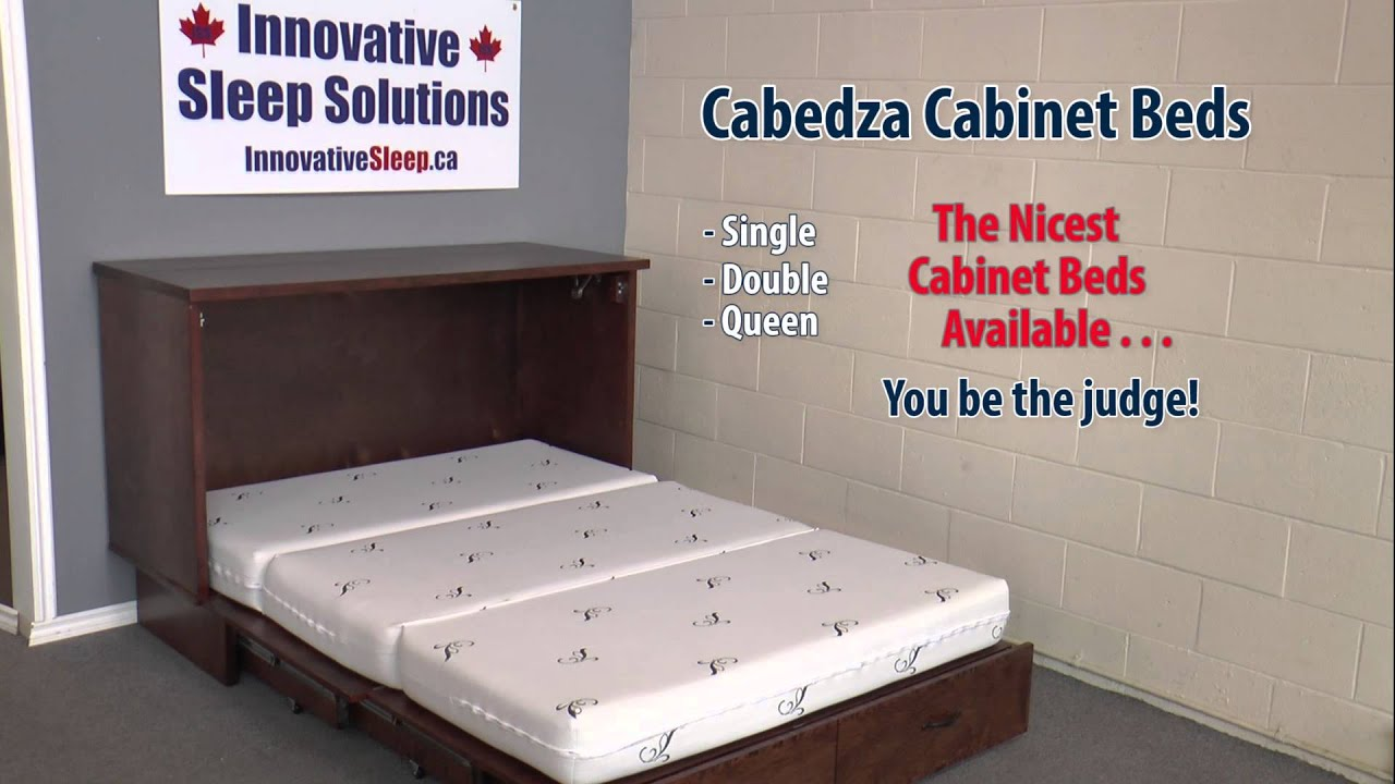 Innovative Sleep Solutions U0027Cabinet Bedsu0027