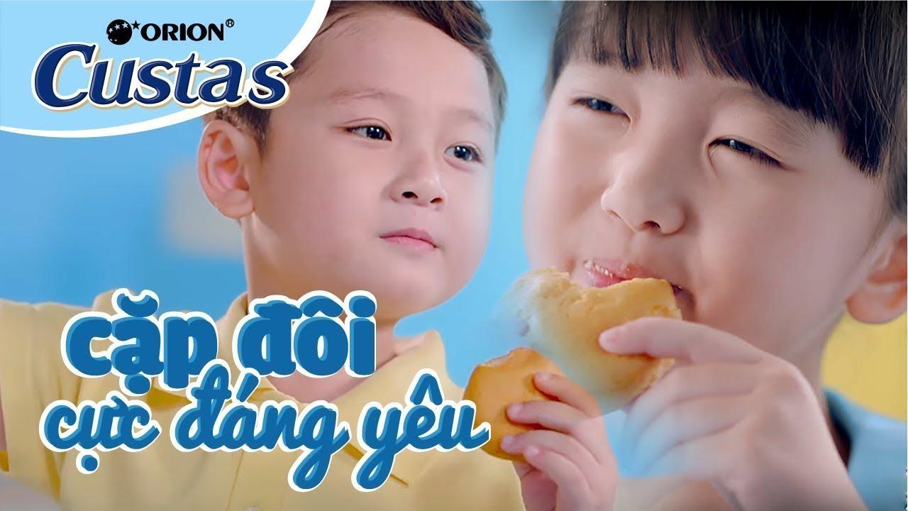 Quảng Cáo Custas Trứng Hay Sữa? – Quảng Cáo Dành Cho Bé
