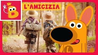 Video L' AMICIZIA   Le canzoni per bambini di Mr Beebo download MP3, 3GP, MP4, WEBM, AVI, FLV Agustus 2017