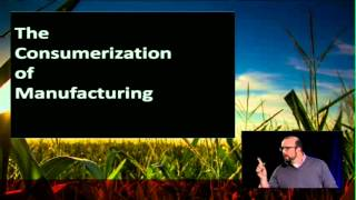Is Canada in manufacturing or not? Don Duval at TEDxChathamKent