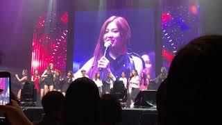 20180720 CLC Live Show in Hong Kong - Black Dress - 2. Game (i)
