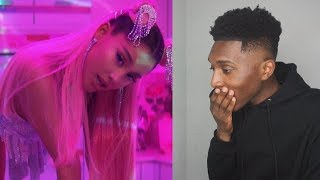 Ariana Grande - 7 Rings (REACTION) Video