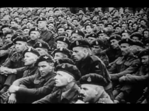 (Rare) Operation Market Garden Footage