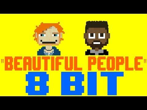 Beautiful People [8 Bit Tribute To Ed Sheeran Feat. Khalid] - 8 Bit Universe
