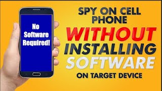 SPY ON  SMARTPHONE WITHOUT INSTALLING SOFTWARE 🔥🔥🔥🔥🔥🔥🔥 screenshot 3