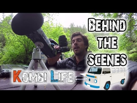BTS: Troubles in Kombi Life - Camera and Computer Failure