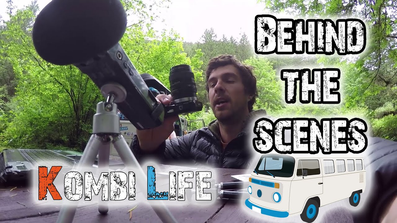 BTS: Troubles in Kombi Life - Camera and Computer Failure ...