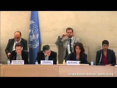 U.N. Clash: China, Cuba, Russia, Pakistan, Venezuela Try to Shut Down Hillel Neuer