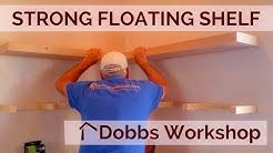 Strong Floating Shelves